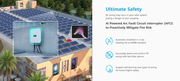 New Huawei smart inverters to revolutionize solar installations