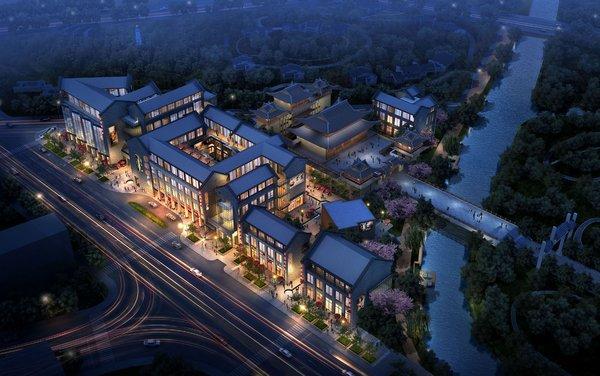 匠心旧物打造原创环保酒店,上海云庐梵品酒店亮相虹桥商圈