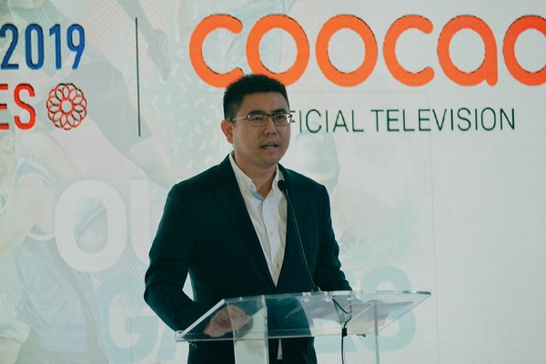 Coocaa is the Official Platinum Partner of SEA Games 2019, Gearing into September with Spectacular 9.9 Online Campaign