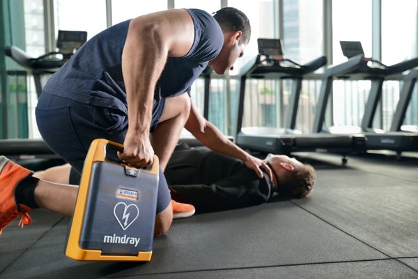 Mindray launches the new BeneHeart C Series AED to enhance resuscitation confidence