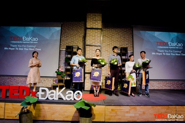 Transformative Inspirations has Been Well Conducted by TEDxDaKao