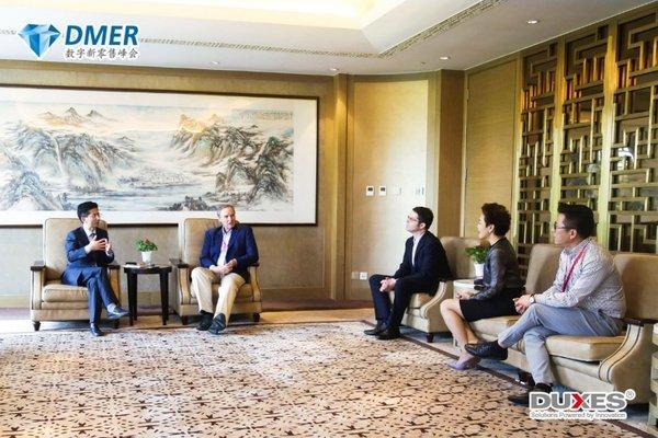 Adstream作为演讲赞助商参加了在上海举办的DMER中国数字营销峰会