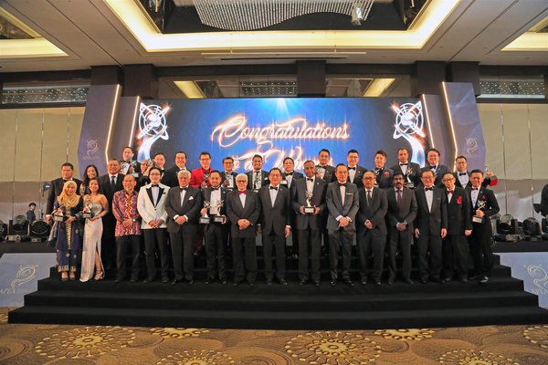 20 Outstanding Winners Honored at the Asia Pacific Entrepreneurship Awards 2019