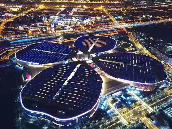 The National Exhibition and Convention Center (Shanghai)