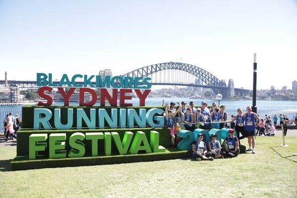连续16年助力健康,BLACKMORES澳佳宝悉尼马拉松活力开跑