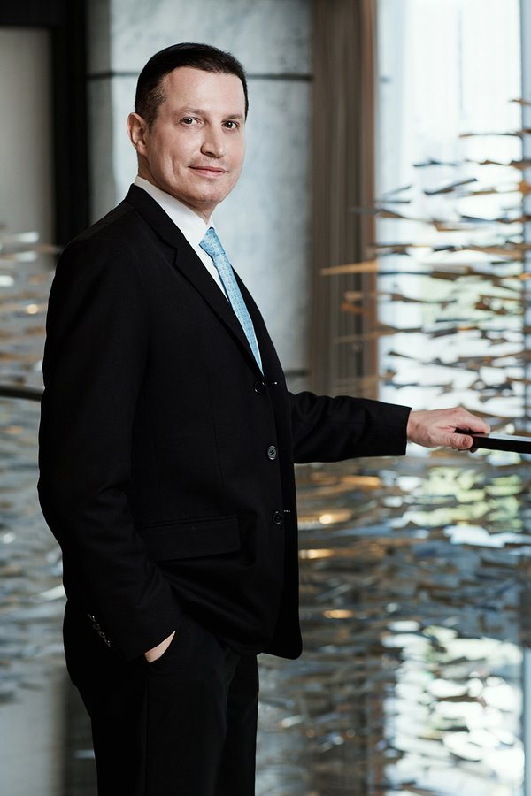 Michael Ganster, General Manager of Niccolo Chengdu