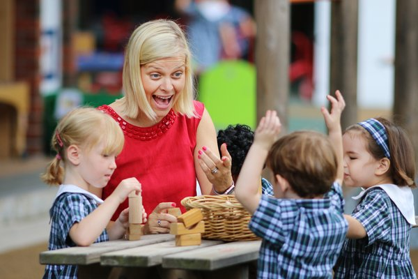 Tanglin Trust School Nursery is the First Nursery in Asia to achieve Curiosity Approach Accreditation