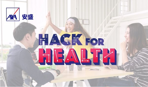 AXA is proud to present 'AXA Hack For Health' on 8-20 Oct -- The first Health AI Hackathon in Hong Kong.