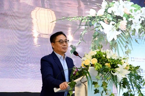 Keynote Speech by Dianbo LIU, Board Chairman and President of Luye Life Sciences Group