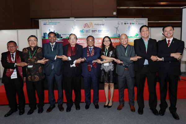 The Inauguration of PhilEnergy was held in Jakarta, Indonesia
