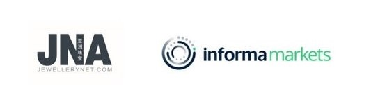 JNA and Informa Markets logos