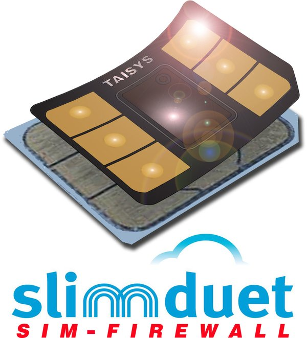 Taisys' slimduet(R) enables SIM-firewall to repel Simjacker malicious attacks to potential 1 billion SIM cards at risk