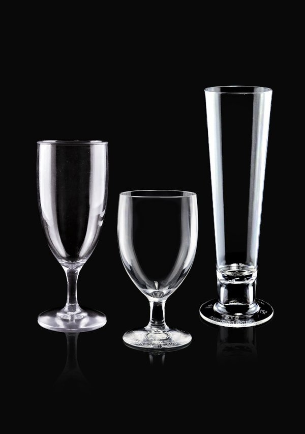 INEOS Styrolution equips Golden Dragon's premium range of glassware collection