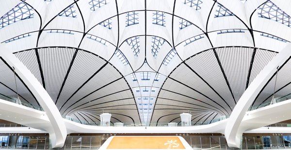 OSRAM Advanced Lighting Invigorates the Beijing Daxing International Airport