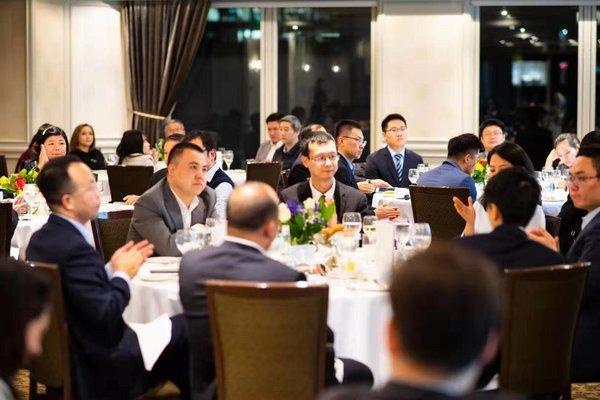 天津航空与重庆机场集团联合推介晚会成功举办
