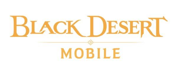 Black Desert Mobile's Official Logo