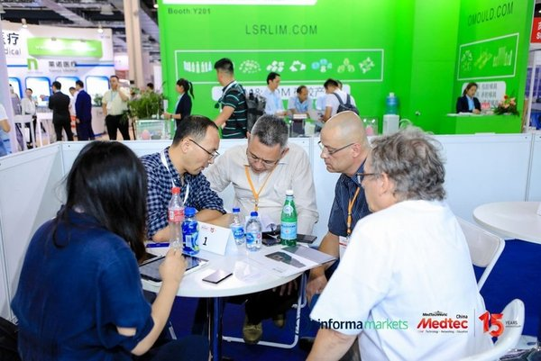 Site of Medtec China 2019