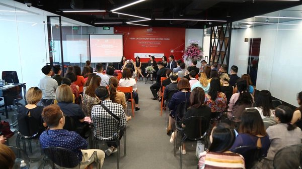 Vietnam Network of PR Practitioners Hosts