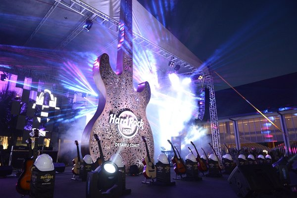Striking a Chord in Malaysia: Hard Rock Brings its Legendary Vibe to Desaru Coast