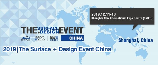 SURFACES China 2019 Invites Industry Colleagues to Attend