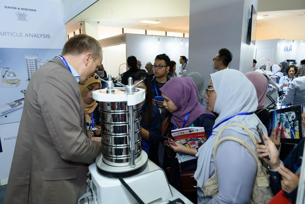 LABASIA 2019 will showcase a complete spectrum and largest display of industrial scientific instruments and laboratory equipment at PWTC Kuala Lumpur from 15-17 October