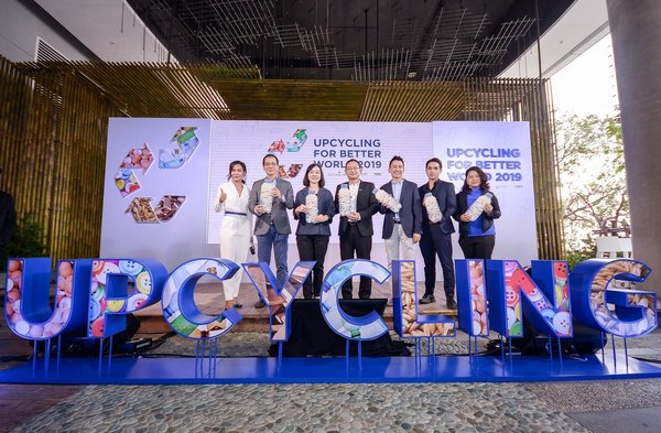 RISC, MQDC, GC, Carpet Maker team up to organize UPCYCLING FOR A BETTER WORLD 2019 in Thailand