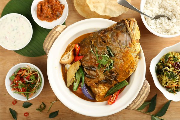Fish Head Curry, part of the 7 signature dishes offered at Sunway Hotels & Resorts