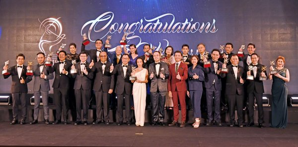 20 Outstanding Winners Honored at the Asia Pacific Entrepreneurship Awards 2019 at Bangkok, Thailand