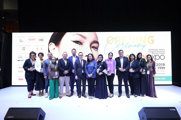 beautyexpo'19 Malaysia International Beauty is Now Here, Focusing on International Products, Trends and Innovations in the World of Beauty