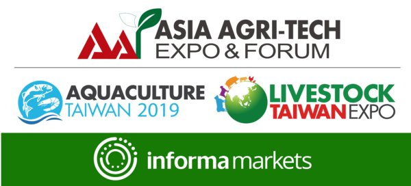 Asia Agri-Tech Expo & Forum Logo