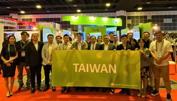 Taiwan participated in Singapore International Cyber Week with twelve outstanding companies: ArcRan, Datiphy, EQ Information Technologies, iMobileMind, KeyXentic, L7 Networks, LYDSEC, N-Partner Technology, Onward Security, TeamT5, Think Cloud and XCOME.