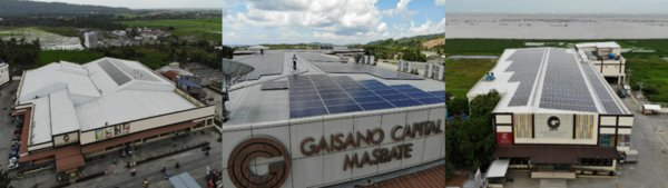 Total Solar has Completed Construction of Three Solar Projects for Gaisano Malls in the Philippines