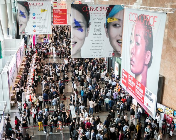 Cosmoprof Asia 2019, the reference event for beauty companies and professionals in the Asian continent, will take place 12-15 November 2019.