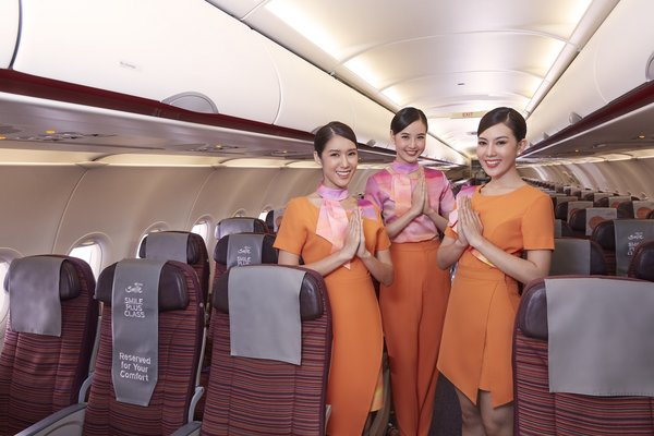 THAI Smile Airways Inaugurates Latest Direct Flight, Ahmedabad-Bangkok; Providing 4 Flights/Week with Full Global-Standard Services.