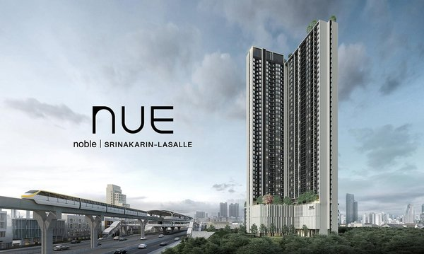 NUE NOBLE SRINAKARIN - LASALLE, a brand-new project in Thailand by Noble Development