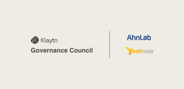 AhnLab and Yeahmobi Join Klaytn Governance Council