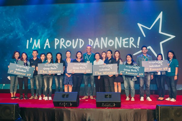 Danone Brings 'One Planet. One Health' to Life Through a Healthy and Engaged Workforce in Thailand