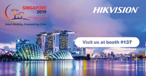 Hikvision ITS World Congress event news banner