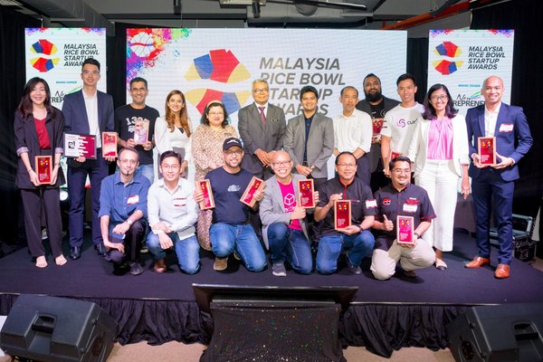 The Malaysia Rice Bowl Conference & National Awards Ceremony Organised by myNEF Kicks-Off the First Leg of ASEAN Rice Bowl Startup Awards 2019