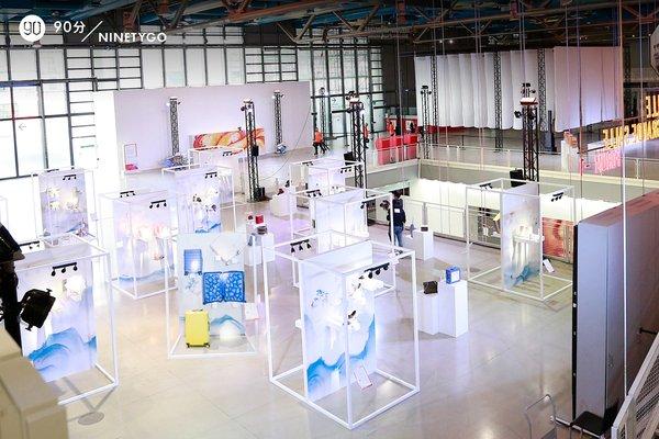 90分成为首家入驻法国顶级艺术殿堂蓬皮杜的中国出行方式品牌