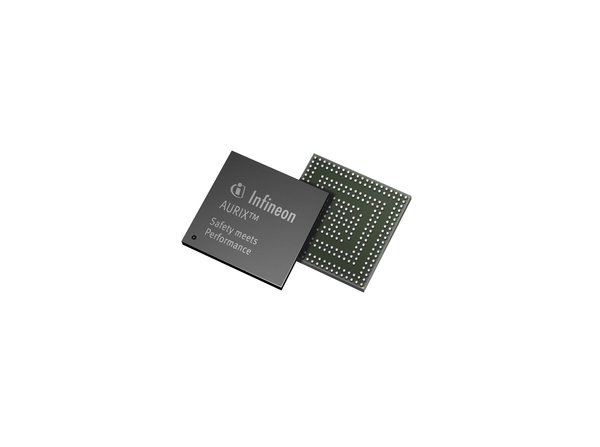 Infineon's New microcontroller optimized for automotive 77 GHz radar applications