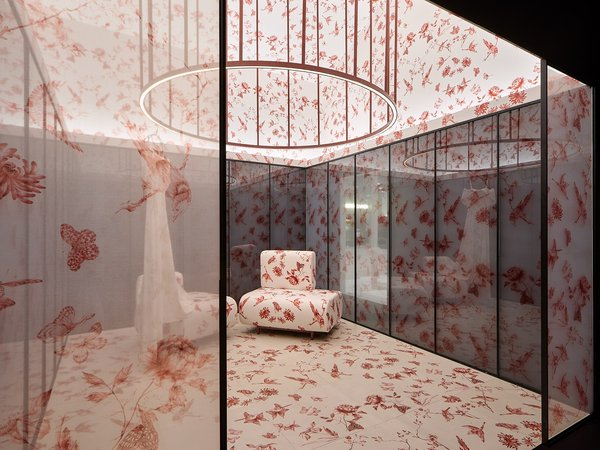 2019 Sulwha Cultural Exhibition MICRO-SENSE HOUSE OF PATTERN Living Room 2