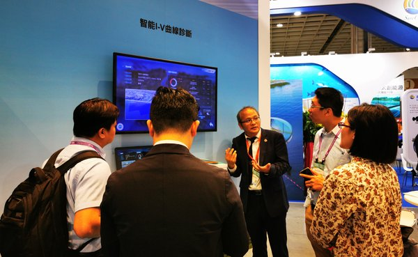 With constant innovation, Huawei Smart PV again leads PV Taiwan 2019