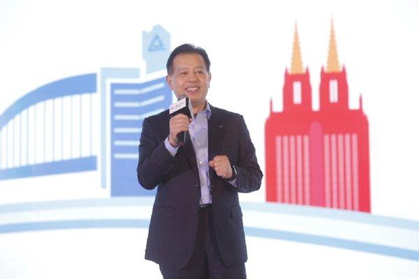 TUV莱茵大中华区首席执行官兼总裁汪如顺先生出席25周年客户答谢会