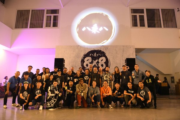Jing-A successfully hosts the 2019 8x8 Brewing Project event