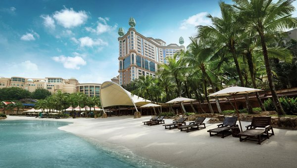 A Spectacular View of Sunway Resort Hotel & Spa
