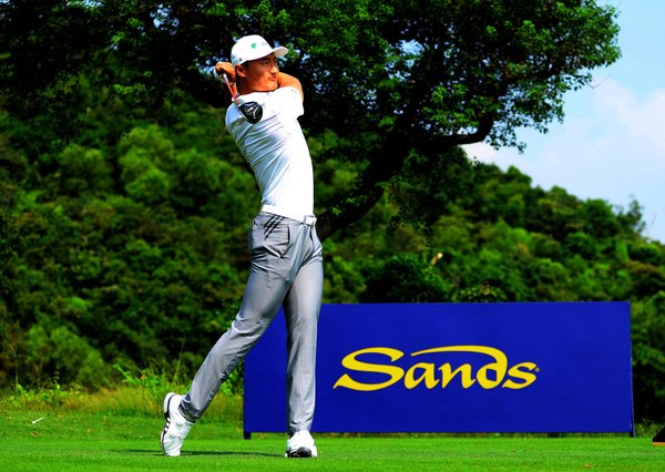 Rising Chinese golf star Li Haotong has been named a global brand ambassador for Sands.