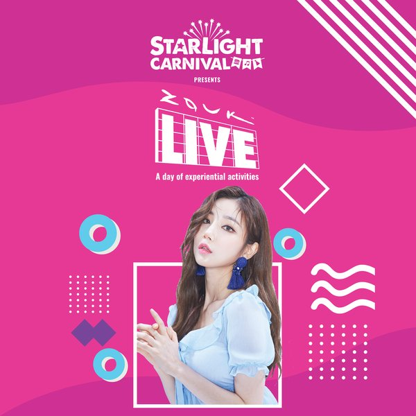 Vibrant Entertainment and Fanfare at Resorts World Genting's Starlight Carnival & Zouk Live