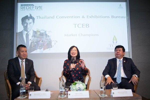 TCEB launches 'Meetings and Incentives Market Champion' initiative
