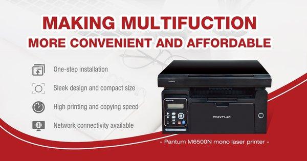 Pantum M6500N mono laser printer